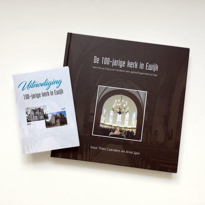 Jubileumboek 100 jaar kerk Ewijk